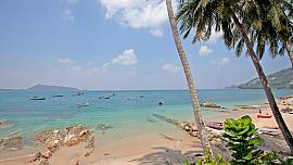 Kalim Bay Villa - 2 Bed - Ideal Beachfront Villa