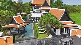 Divinity Villa - 6 Bed - Luxury Thai-style Beachfront Estate