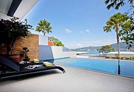 Seductive Sunset Villa Patong A2 | 3 Betten Pool Haus in Patong Phuket