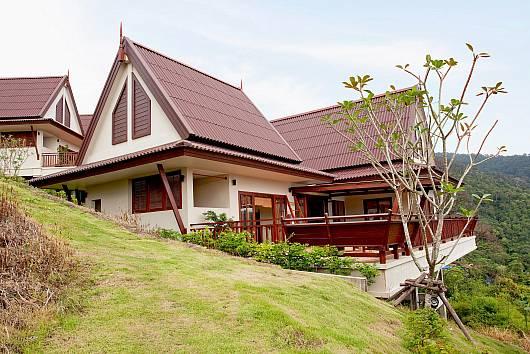 Аренда виллы на Ко-Ланта: Baan Chompuu Villa - Koh Lanta, 2 Спальни. 15146 бат в день