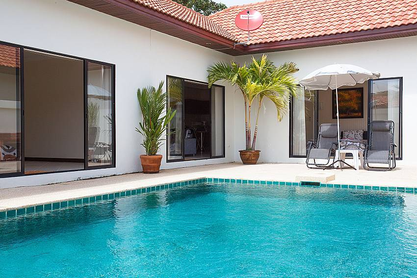 2 bedroom Insignia Villa with private pool in Central Pattaya