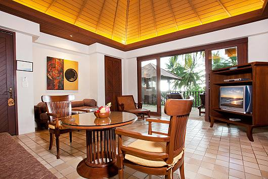 Rent Koh Lanta Villa: Pimalai Beach Villa 1B, 1 Bedroom. 40261 baht per night