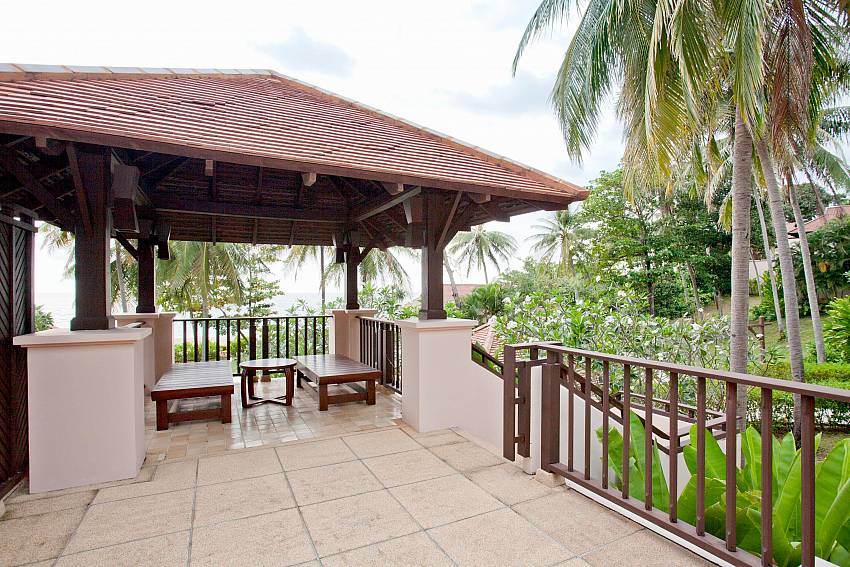 Comfortable outside Of Pimalai Beach Villa 1 Bedroom Luxury Property in Koh Lanta