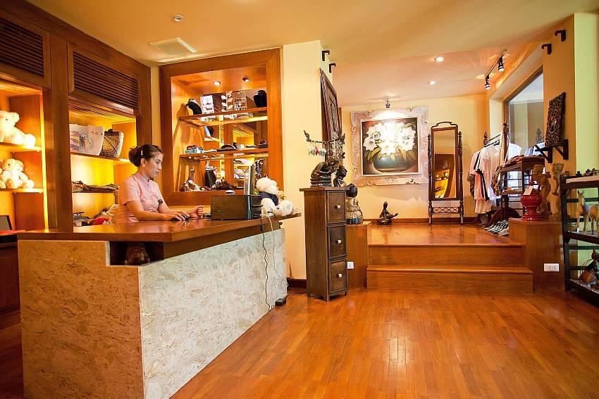 Receptionist Of Pimalai Beach Villa 1 Bedroom Luxury Property in Koh Lanta