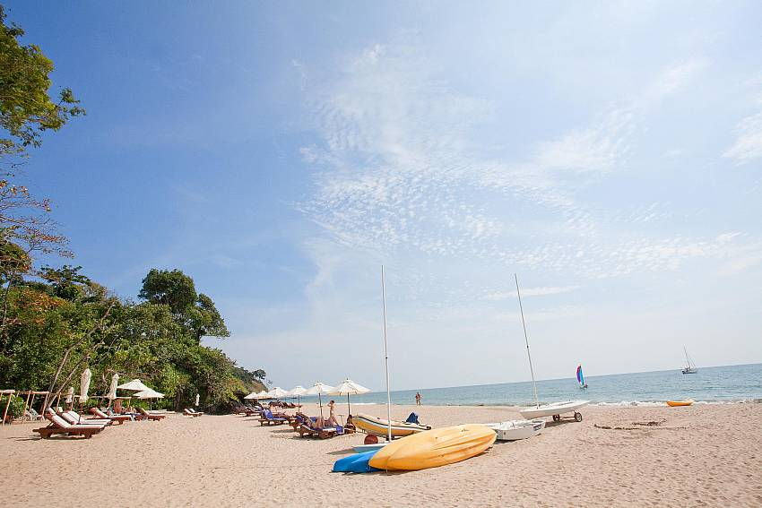 Gorgeous Beach Of Pimalai Beach Villa 1 Bedroom Luxury Property in Koh Lanta