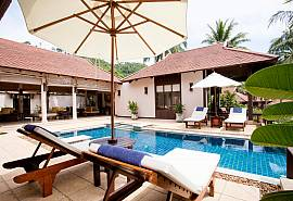 Pimalai Beach Villa 2 Bed | Beachfront Resort Suite in Koh Lanta