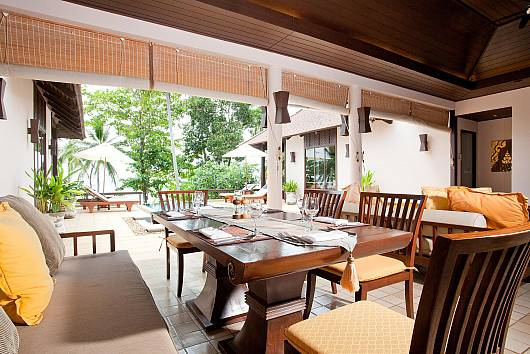 Rent Koh Lanta Villa: Pimalai Beach Villa 2B, 2 Bedrooms. 54706 baht per night
