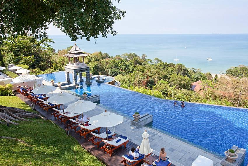 Public Swimming Pool Of Pimalai Beach Villa