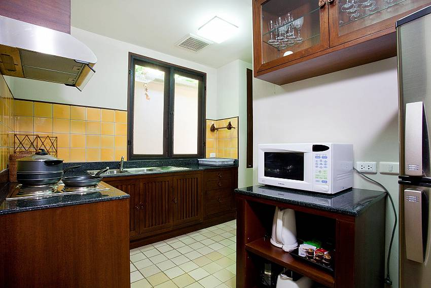 Kitchen room Of Pimalai Beach Villa