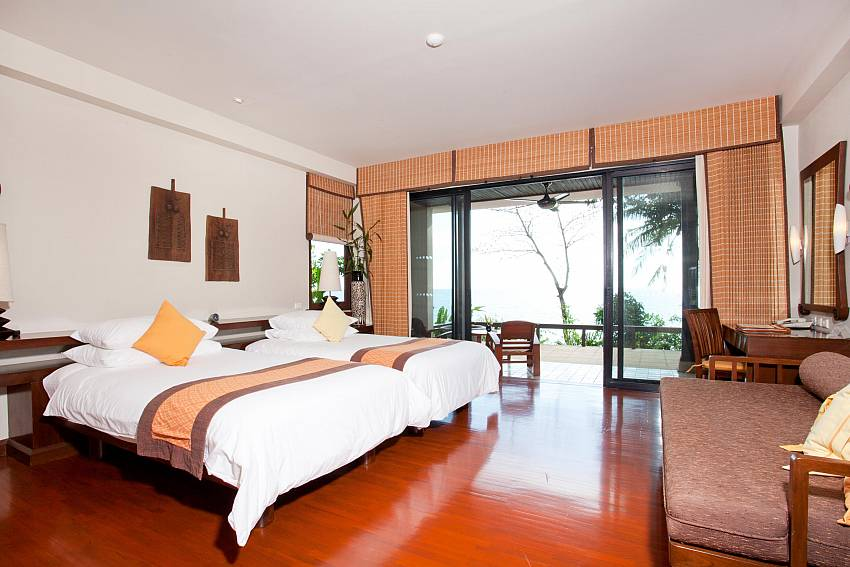 Bedroom views Of Pimalai Beach Villa (Third)