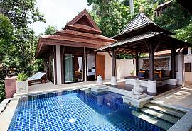 Pimalai Pool Villa 1 Bed | Stylish Ocean View Suite in Koh Lanta
