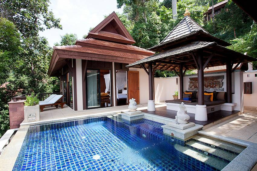 House with swimming pool Of Pimalai Pool Villa Stylish