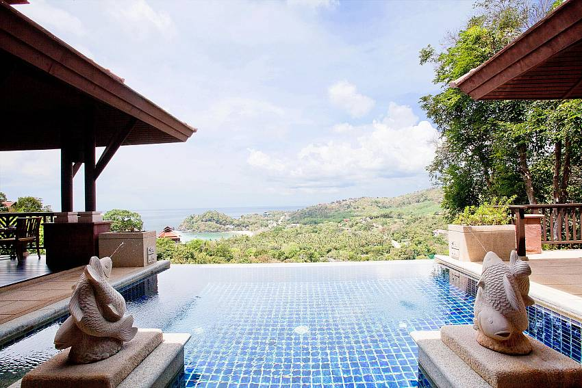 Swimming pool Of Pimalai Pool Villa Stylish