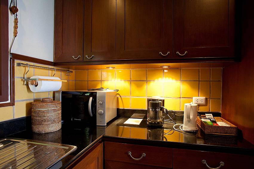 Kitchen Of Pimalai Pool Villa Stylish