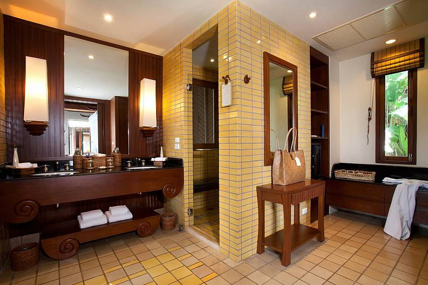 Bathroom design Of Pimalai Pool Villa Stylish