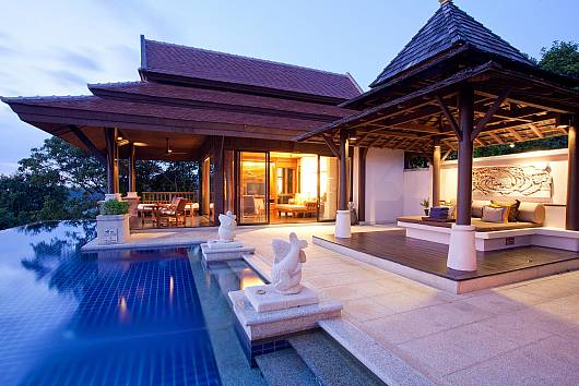 Аренда виллы на Ко-Ланта: Pimalai Pool Villa 2B, 2 Спальни. 44728 бат в день