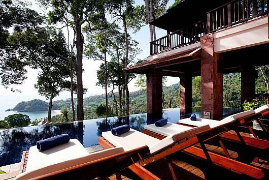 Аренда виллы на Ко-Ланта: Pimalai Pool Villa 3B, 3 Спальни. 62770 бат в день