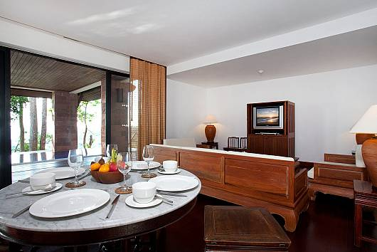 Rent Koh Lanta Villa: Pimalai Pool Villa 3B, 3 Bedrooms. 43916 baht per night