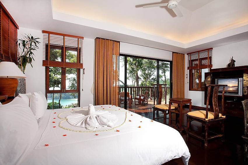 Bedroom see views Of Pimalai Pool Villa Incredible (First)