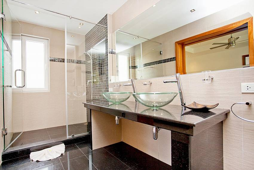 Bathroom design Of Siam Sunrise Villa