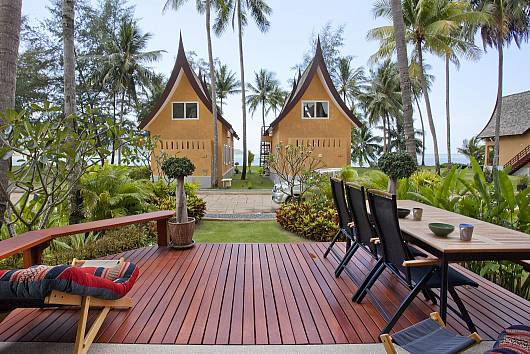 Rent Koh Chang Villa: Siam Sunrise Villa, 4 Bedrooms. 20912 baht per night