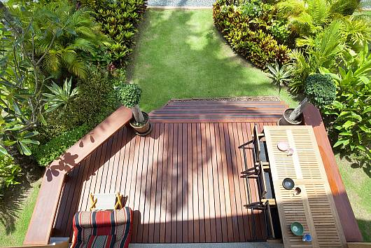 Аренда виллы на Ко-Чанге: Siam Sunrise Villa, 4 Спальни. 15787 бат в день