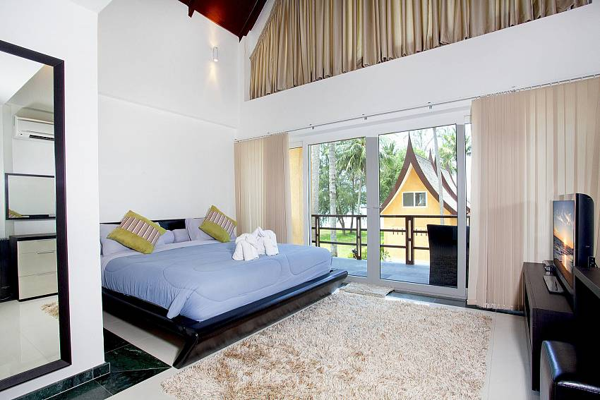 Bedroom see views Of Siam Sunrise Villa (Four)