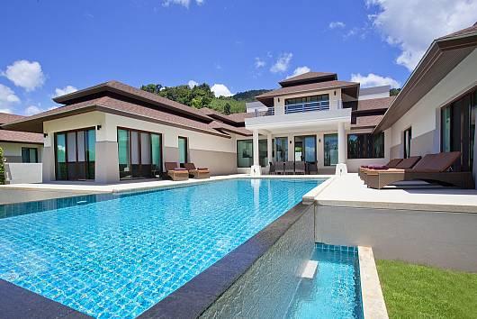 Rent Koh Chang Villa: Koh Chang Wave Villa A, 4 Bedrooms. 24329 baht per night