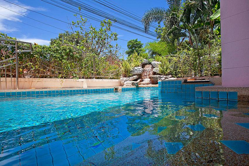 The Cool Pool-Baan Phailin Villa_Jomtien_Pattaya_Thailand