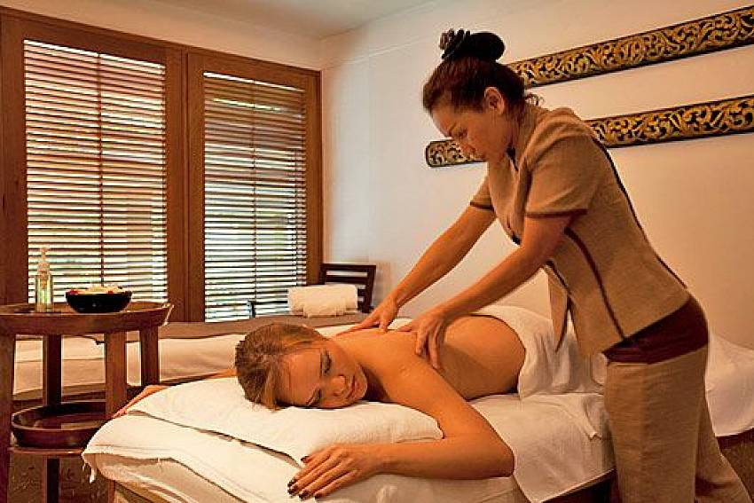 Private massage Of Sala Daeng Designer Suite Room 606
