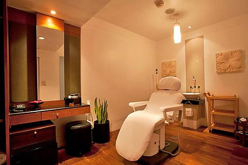Beauty Spa Of Sala Daeng Deluxe Suite Room 1207
