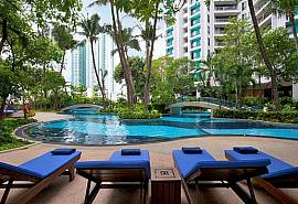 Sathorn Suite Room 7073 | 1 Bedroom Apartment Near Sathorn in Bangkok