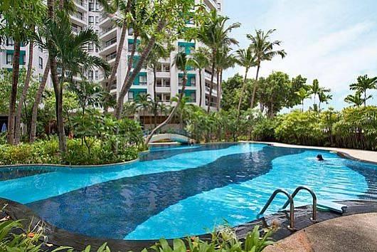Снять апартаменты в Бангкоке: Sathorn 2Bed Suite Room 7071, 2 Спальни. 7885 бат в день