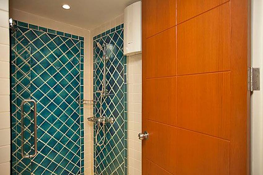 Shower design Of Sathorn Suite Room 5151