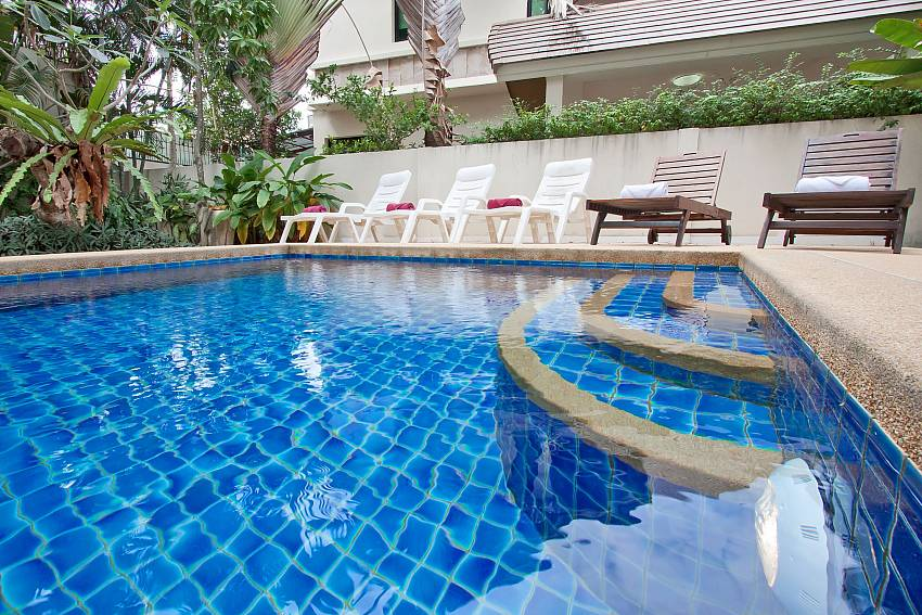 Swimming pool Of Baan Kon Lafun