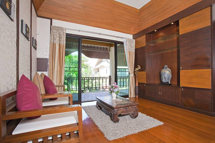 Living room Of Baan Kon Lafun