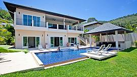 Villa Ampai - 6 Bed - Spacious 2-Storey Villa with Staff