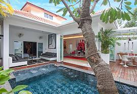 Pratumnak Regal Villa | 2 Bed Pool Home at Pratumnak Hill in Pattaya