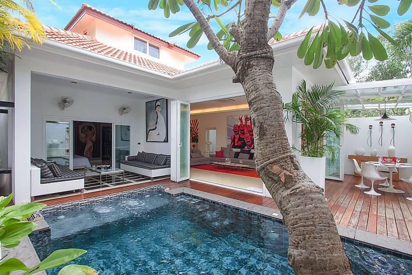 Delightful Privat Pool_pratumnak-regal_2-bed-villa_private-pool_private-estate_pattaya_thailand