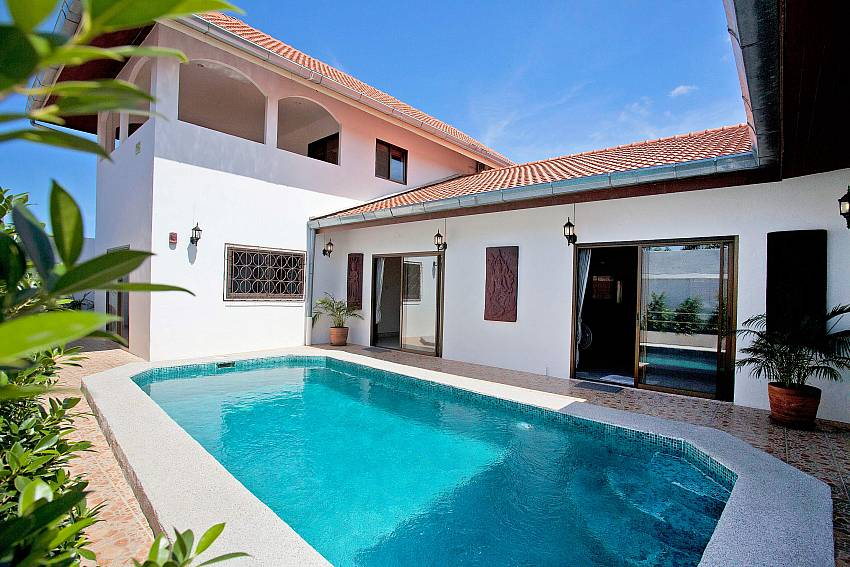 House with swimming pool Of Khao Talo Villa