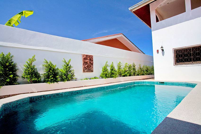 Swimming pool Of Khao Talo Villa