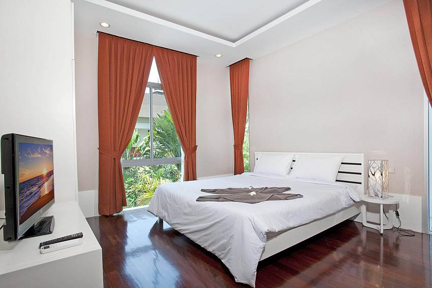 Bedroom Jomtien Waree 6