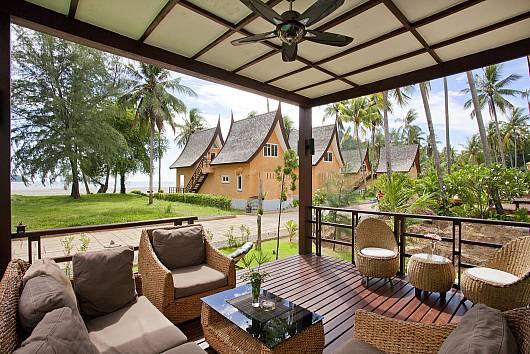 Аренда виллы на Ко-Чанге: Koh Chang View Villa, Klong Son, 3 Спальни.  бат в день