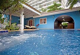 Jomtien Paradise - Вилла с 5 спальнями, бассейном и сауной