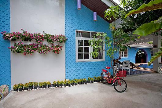 Аренда виллы в Паттайе: Jomtien Paradise Villa, 5 Спален. 10662 бат в день