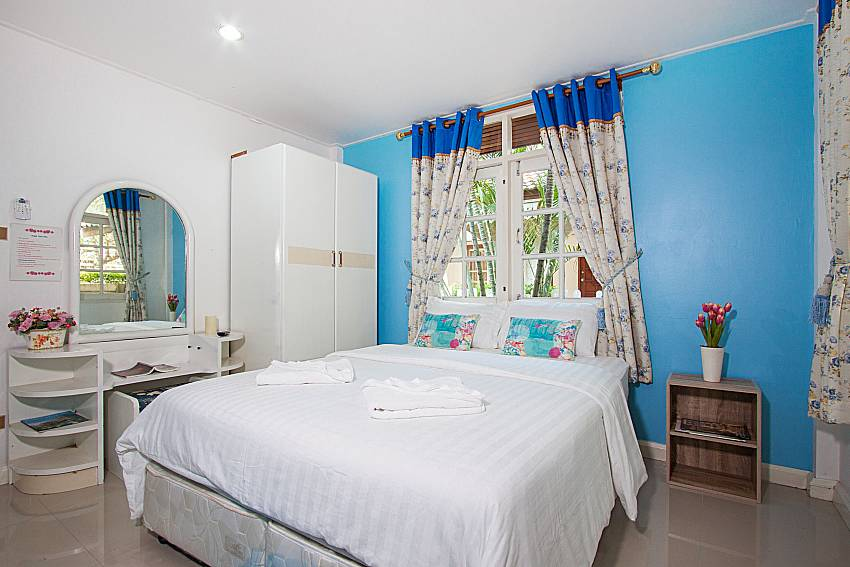 Bedroom 3_jomtien-paradise-villa_5-bedroom-luxury-villa_private-pool_jet-pool_sauna_jomtien_thailand