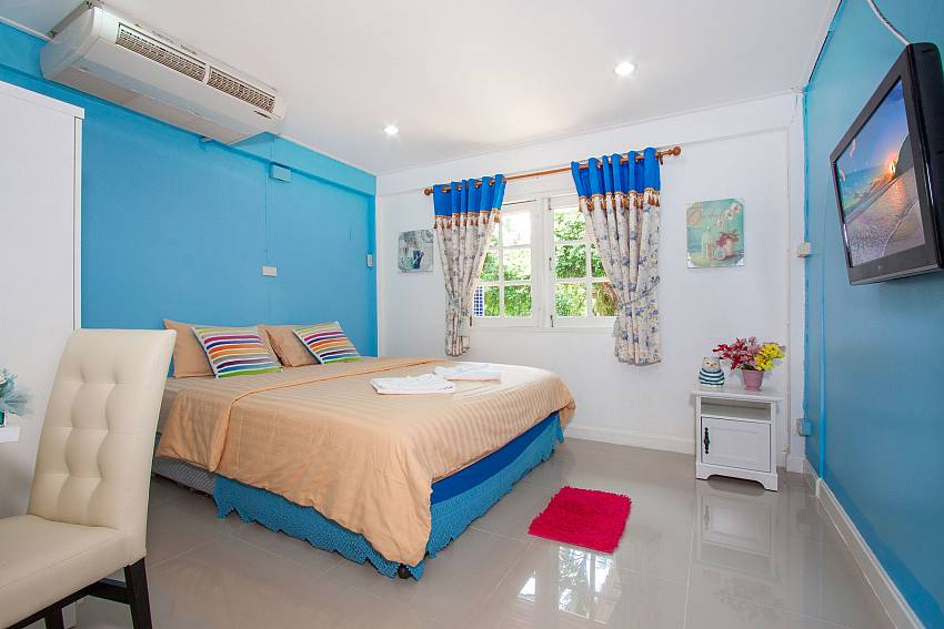 Bedroom 4_jomtien-paradise-villa_5-bedroom-luxury-villa_private-pool_jet-pool_sauna_jomtien_thailand