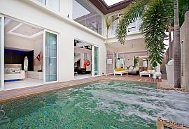 Classic Pratumnak Villa | 3 Bed Property with Privat Pool in South Pattaya