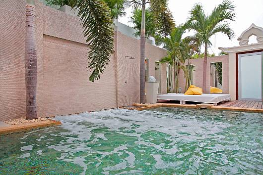 Аренда виллы в Паттайе: Classic Pratumnak Villa, 3 Спальни. 18600 бат в день