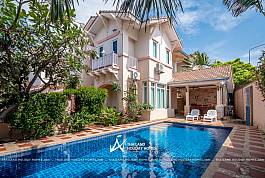 Modern 4Br Pool Villa Near Jomtien Beach Pattaya